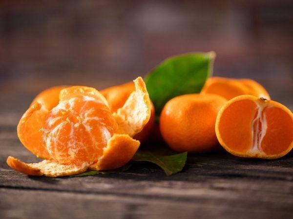 Mandarynki pomagają schudnąć