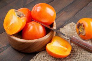 Jakie witaminy i minerały znajdują się w persimmon