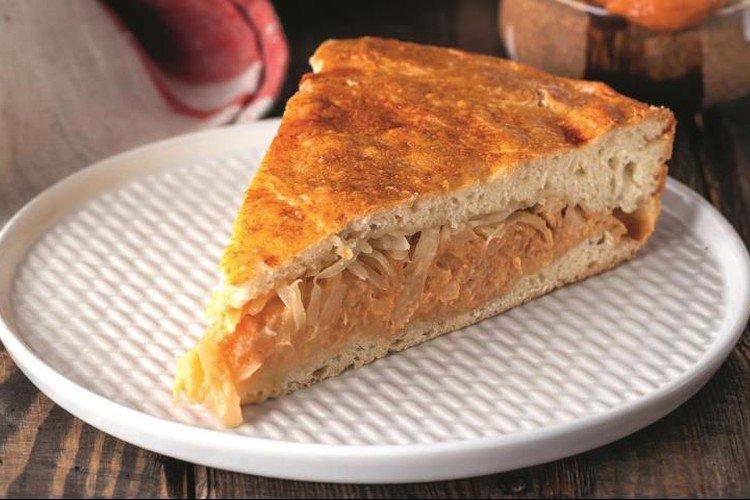 Ciasto z kapustą i kawiorem w piekarniku - przepisy kulinarne