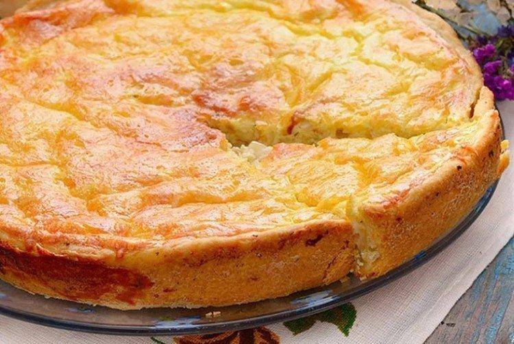 Ciasto z kapustą i kurczakiem w piekarniku - przepisy kulinarne