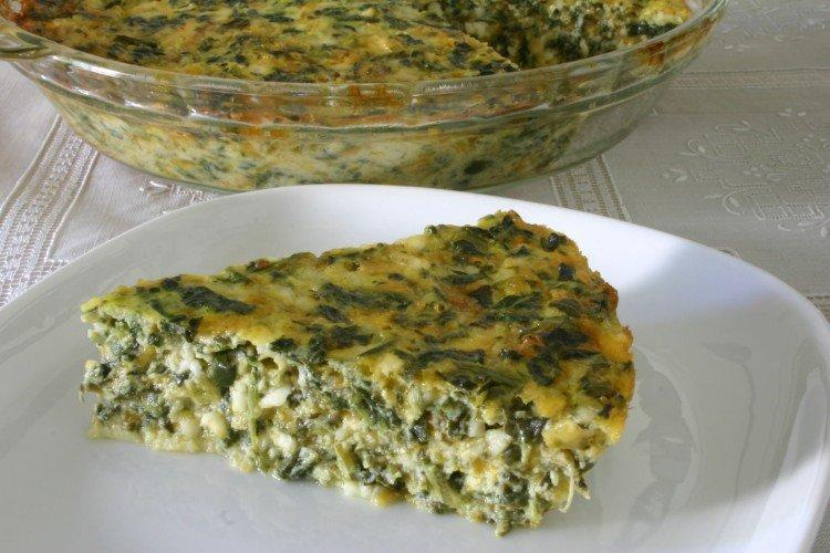 Zapiekanka solona z ziołami i serem Adyghe w powolnej kuchence - przepisy kulinarne