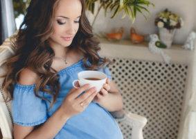 Herbata malinowa wzmacniająca układ odpornościowy u kobiet w ciąży