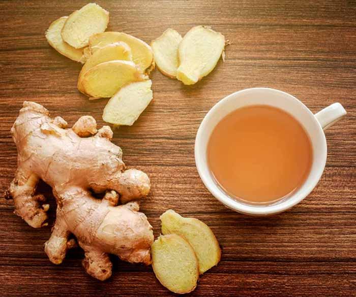 Herbata cynamonowo-imbirowa