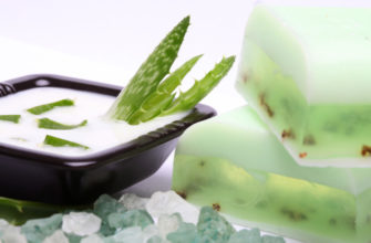 Na suchą skórę można łączyć sok z aloesu ze śmietaną i śmietaną kremową (fot. modniy.tv)